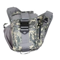 MORRAL CLAW PUSH BAG MULTICAM