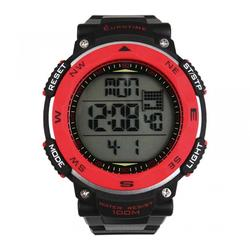 RELOJ OUTDOOR GEAR MULTI FUNCION RED